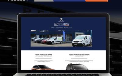 PEUGEOT – AUTO CLUNY