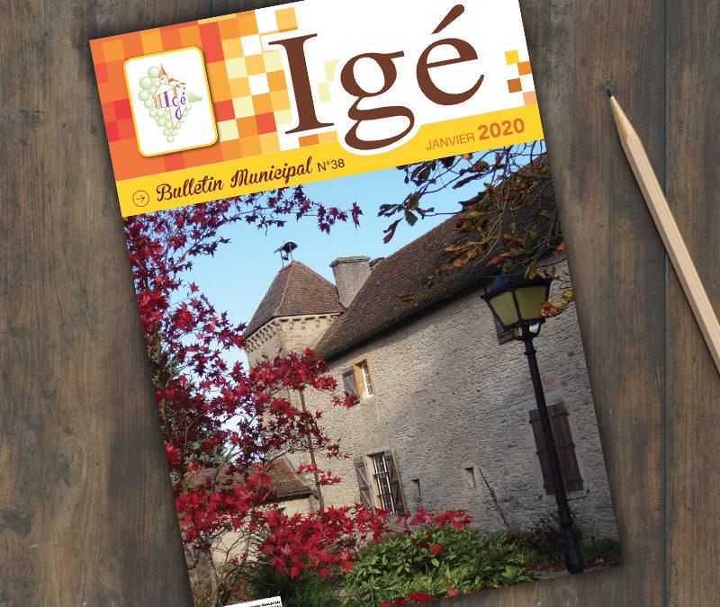 Commune d'Igé